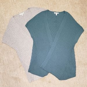 Bundle of 2 Open Sweater Vests Maurices